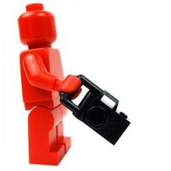 Lego Accessoires Minifig Appareil Photo (noir) (La Petite Brique)