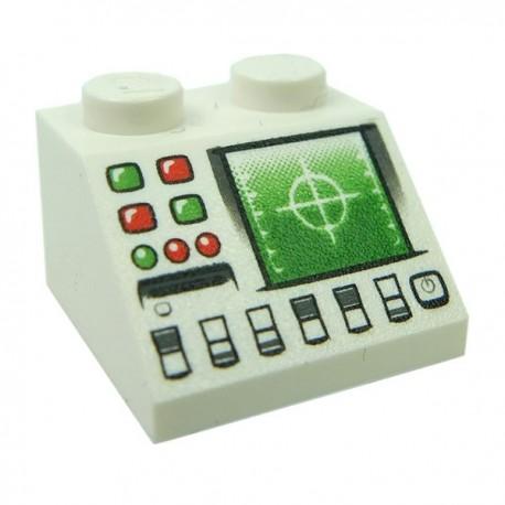 Lego Accessoires Minifig Contrôle Radar (La Petite Brique)