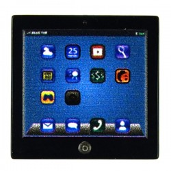 Tablet (Tile 2x2 - Black)
