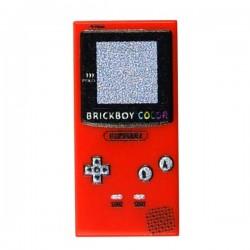 Lego Accessoires Minifig Custom EclipseGrafx Game Boy Rouge (Tile 1x2) (La Petite Brique)