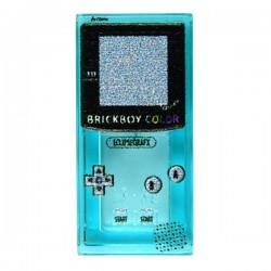 Game Boy (Trans-Blue - Tile 1x2)