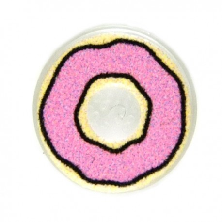 Lego Accessoires Minifig Custom EclipseGrafx Donuts 01 (Tile rond 1x1) (La Petite Brique)