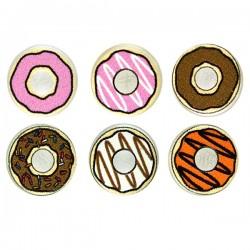 Lego Accessoires Minifig Custom EclipseGrafx Donuts (Tile rond 1x1) (La Petite Brique)