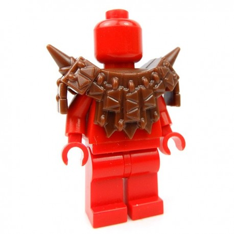 Lizardman Armor (Brown)