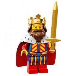 LEGO Serie 13 - le roi classique - 71008 (La Petite Brique)