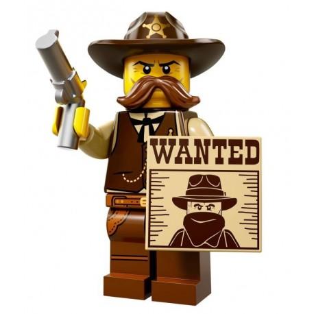 LEGO Serie 13 - le Sheriff - 71008 (La Petite Brique)
