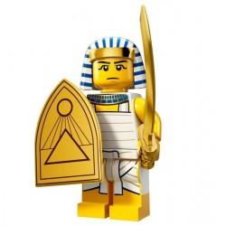 LEGO Serie 13 - le Guerrier égyptien - 71008 (La Petite Brique)