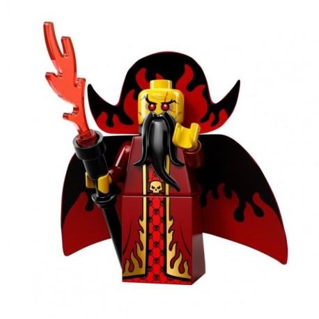 LEGO Serie 13 - le Magicien maléfique - 71008 (La Petite Brique)