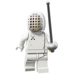 LEGO Serie 13 - le Tireur d'Escrime - 71008 (La Petite Brique)