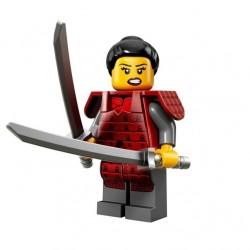 LEGO Serie 13 - la Samouraï - 71008 (La Petite Brique)