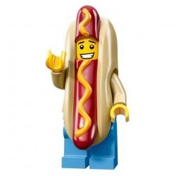 LEGO Serie 13 - le Vendeur de Hot-Dog - 71008 (La Petite Brique)