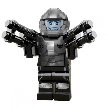 LEGO Serie 13 - le Soldat Galactique - 71008 (La Petite Brique)