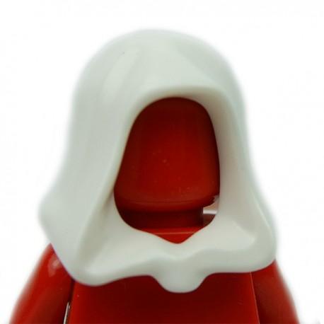 Lego Accessoires Minifig Capuche Jedi (Blanc) (La Petite Brique)