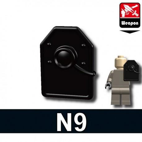 Bulletproof Shield N9 (Black)