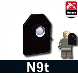Lego Accessoires Minifig Si-Dan Toys Bouclier Pare-balle (N9t) (La Petite Brique)