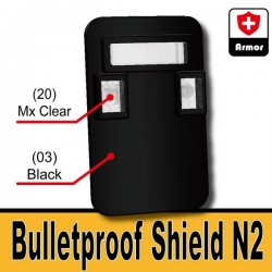 Bulletproof Shield N2 (Black)