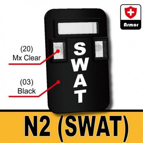 Bulletproof Shield N2 - SWAT (Black)