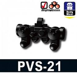 Lego Accessoires Minifig Si-Dan Toys Night Vision (PVS-21) (noir) (La Petite Brique)