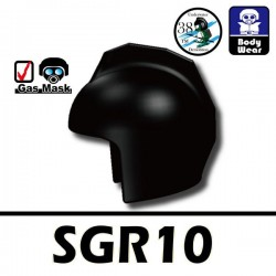 Helmet SGR10 (Black)