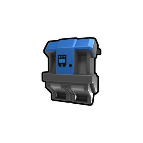 Lego Accessoires Minifig Custom AREALIGHT Dark Gray Niner Jetpack (La Petite Brique)