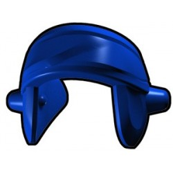 Lego Accessoires Minifig Custom AREALIGHT Foulard Bleu (La Petite Brique)