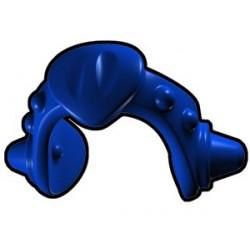 Lego Accessoires Minifig Custom AREALIGHT Médaillon Bleu (La Petite Brique)
