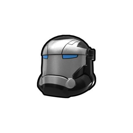 Lego Accessoires Minifig AREALIGHT Black Igor Combat Helmet (La Petite Brique)