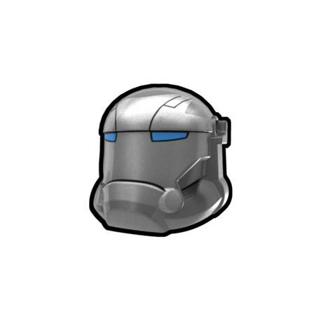 Lego Accessoires Minifig AREALIGHT Silver Igor Combat Helmet (La Petite Brique)