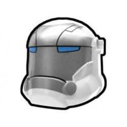 White Igor Combat Helmet
