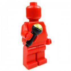 Lego Accessoires Minifig Microphone (musique) (La Petite Brique)