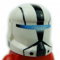 Lego Accessoires Minifig Custom CLONE ARMY CUSTOMS Commando Tyto Helmet (La Petite Brique)
