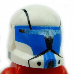 Commando Hope Blue Helmet