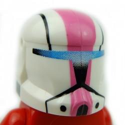 Commando Pink Helmet