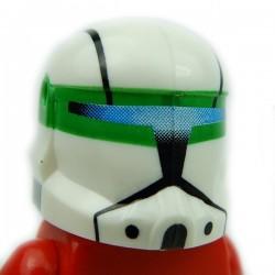 Lego Accessoires Minifig Custom CLONE ARMY CUSTOMS Commando Di'Kut Helmet (La Petite Brique)
