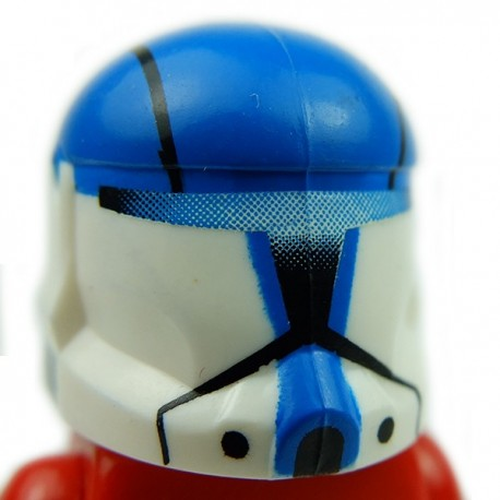 Lego Accessoires Minifig Custom CLONE ARMY CUSTOMS Commando Zag Helmet (La Petite Brique)