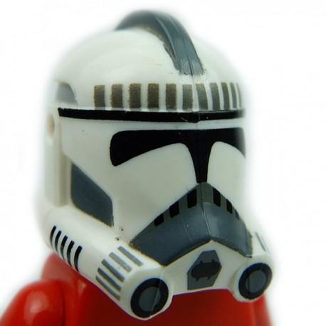 Clone Phase 2 Shock Grey Helmet