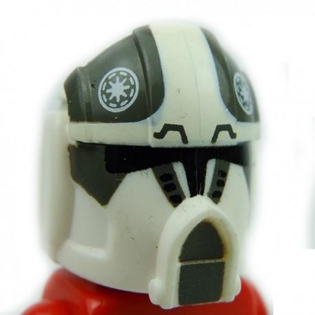 Lego Accessoires Minifig Custom CLONE ARMY CUSTOMS Pilot Tag Helmet (La Petite Brique)