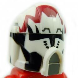 Lego Accessoires Minifig Custom CLONE ARMY CUSTOMS Pilot Killer Helmet (La Petite Brique)