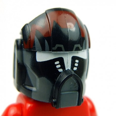 Lego Accessoires Minifig Custom CLONE ARMY CUSTOMS Pilot Killer Shadow Helmet (La Petite Brique)