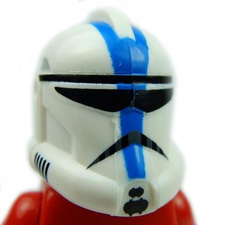 Lego Accessoires Minifig Custom CLONE ARMY CUSTOMS Recon 501st Helmet (La Petite Brique)