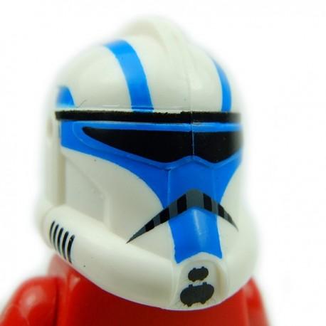 Lego Accessoires Minifig Custom CLONE ARMY CUSTOMS Recon Heavy ARC Helmet (La Petite Brique)
