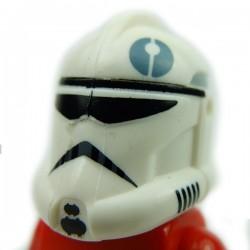 Lego Accessoires Minifig Custom CLONE ARMY CUSTOMS Recon Assassain Helmet (La Petite Brique)