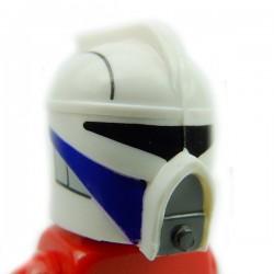 Lego Accessoires Minifig Custom CLONE ARMY CUSTOMS Casque Scuba Trooper Purple (La Petite Brique)