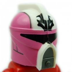 Scuba Monnk Pink Helmet