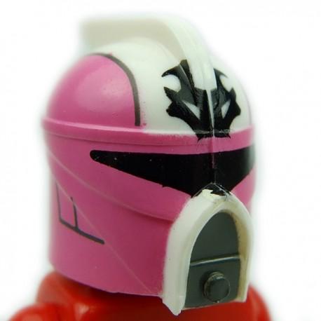 Lego Accessoires Minifig Custom CLONE ARMY CUSTOMS Casque Scuba Monnk Pink (La Petite Brique)