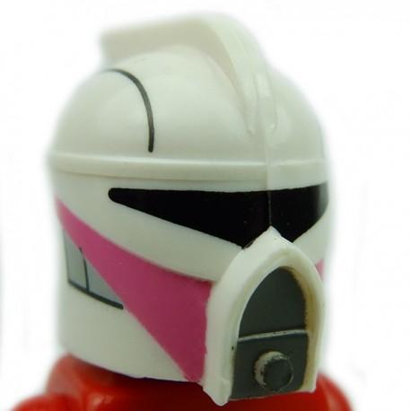 Lego Accessoires Minifig Custom CLONE ARMY CUSTOMS Casque Scuba Trooper Pink (La Petite Brique)