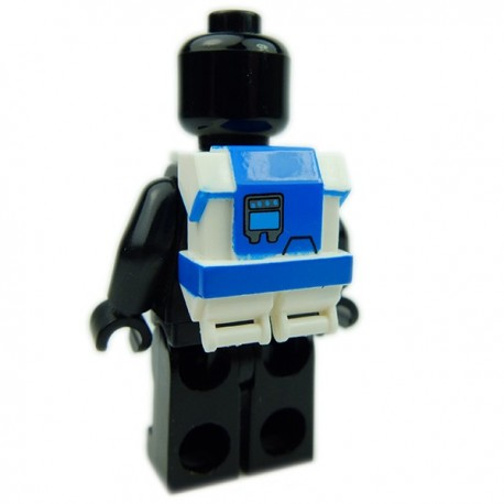 Lego Accessoires Minifig Custom CLONE ARMY CUSTOMS Commando Pack Zag (La Petite Brique)