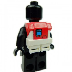 Lego Accessoires Minifig Custom CLONE ARMY CUSTOMS Commando Pack Sarge (La Petite Brique)