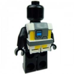 Lego Accessoires Minifig Custom CLONE ARMY CUSTOMS Commando Pack Scorch (La Petite Brique)