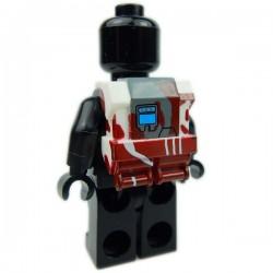 Lego Accessoires Minifig Custom CLONE ARMY CUSTOMS Commando Pack Sev (La Petite Brique)